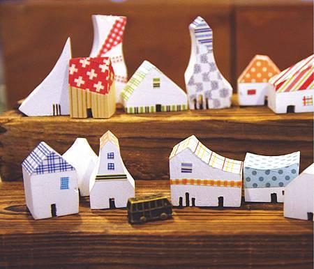 23-1山城間的小房子