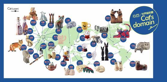世界貓版圖