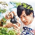 何潤東熱愛攝影