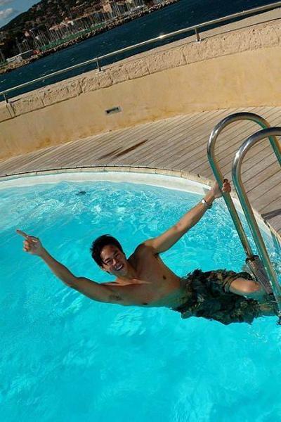 游泳池 1
