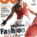 Peter GQ 5月封面
