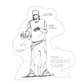 Workout 手繪漫畫造型圖