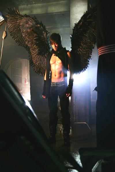 成為黑色天使