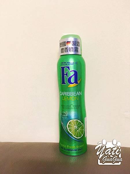 Fa檸檬清新體香噴霧-03.JPG