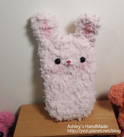 小兔手機套