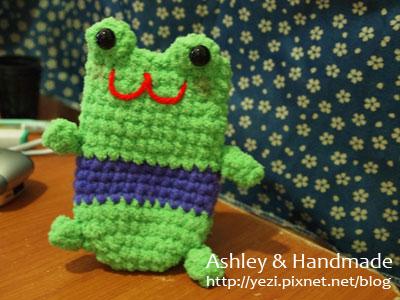 阿蛙手機套