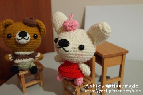 小熊&小兔