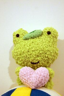 不憂鬱的明日蛙