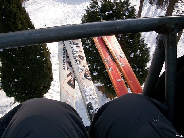 2011.1.28 這輩子沒滑過雪