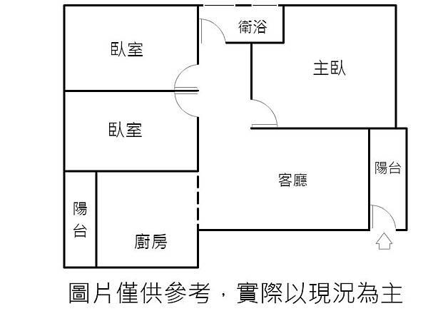 漢神巨蛋歐風兩人世界3房B1平車衛浴開窗-格局圖.jpg