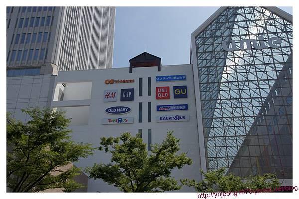 神戶-umie mall正門.jpg