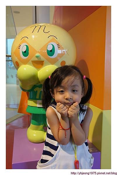 麵包超人博物館-菠蘿超人.jpg