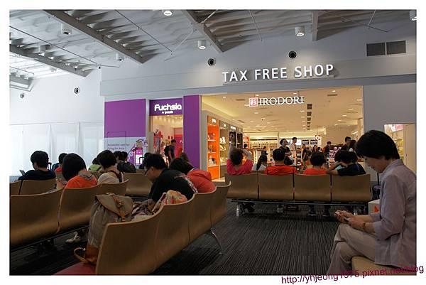 關西機場-二航廈免稅店