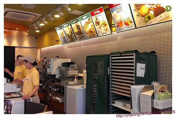 天王寺站-Krispy Kreme櫃台.jpg