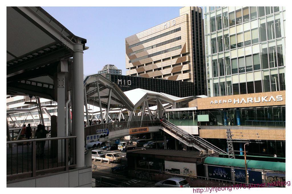 天王寺站-MIO&harukars.jpg