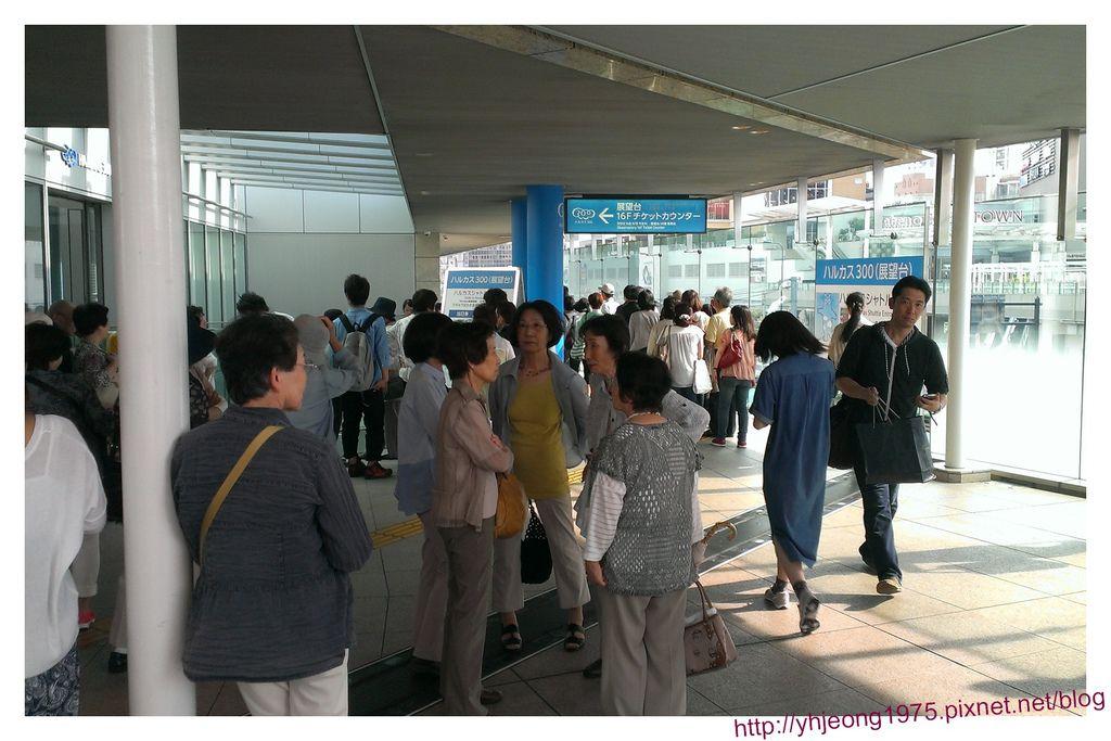 天王寺站-近鐵百貨上展望台.jpg