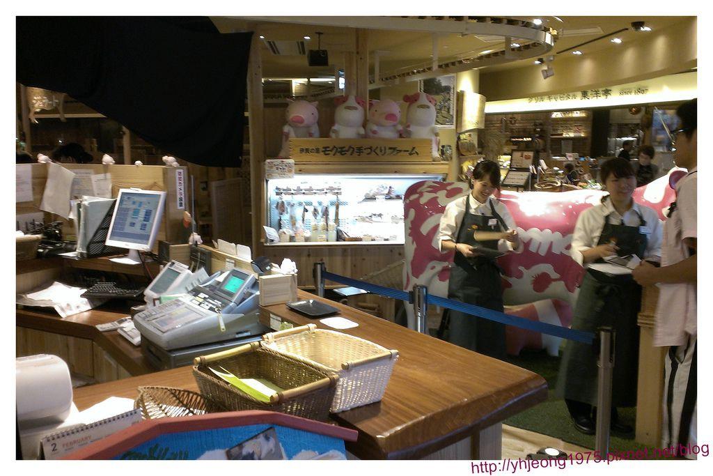 阿倍野近鐵百貨美食-mokumoku農場入口.jpg