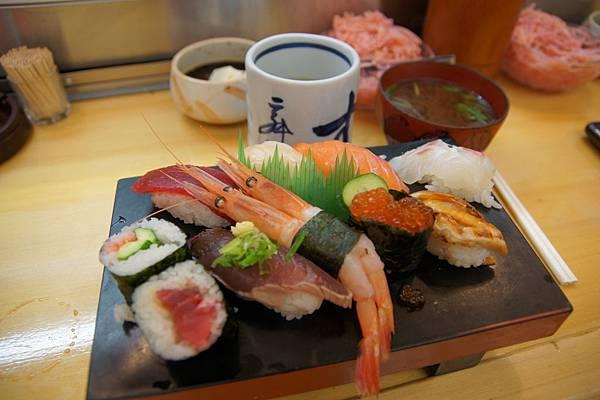 寿司政-套餐2