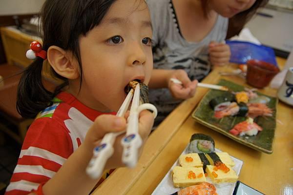 寿司政-用餐