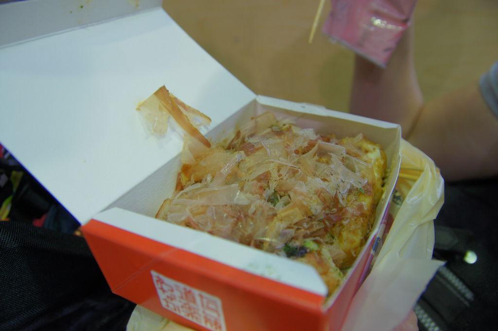 道樂-章魚燒