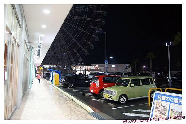 再訪關西-SEACLE停車場.jpg