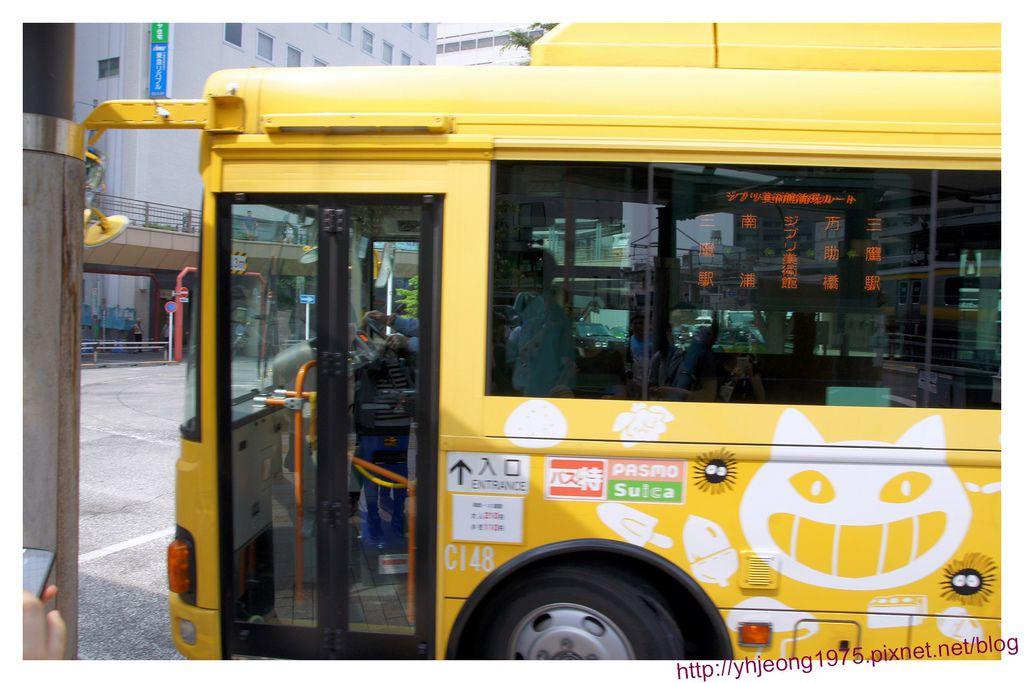 吉卜力美術館-吉卜力公車.jpg