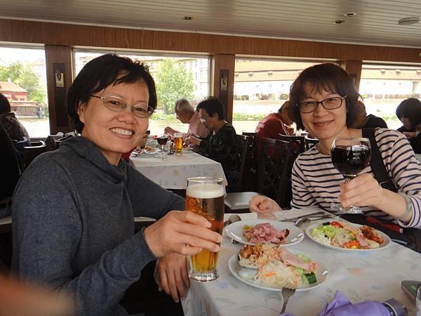 伏爾他瓦河遊船1