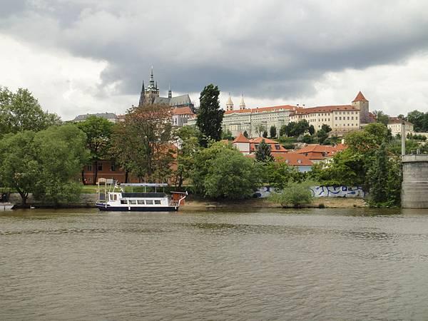伏爾他瓦河遊船2
