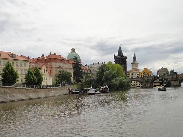 伏爾他瓦河遊船3