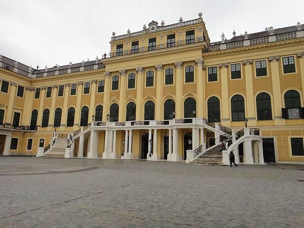 維也納熊布朗宮0