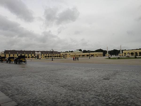 維也納熊布朗宮2