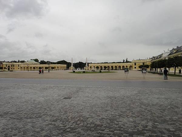 維也納熊布朗宮3