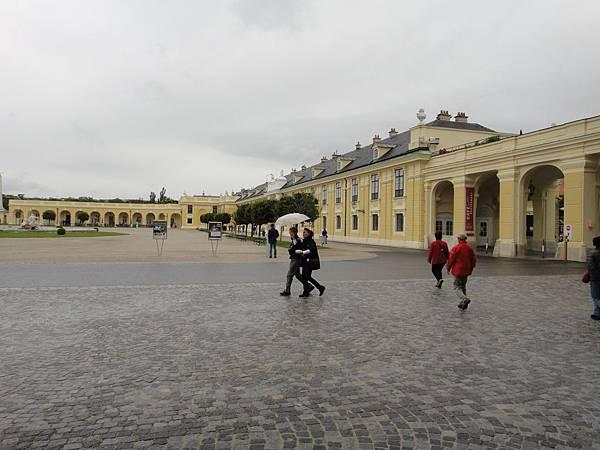 維也納熊布朗宮4