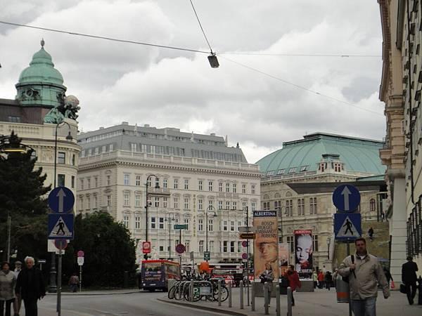 維也納市區觀光9
