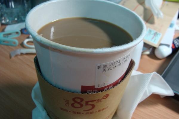 85度C-美式咖啡