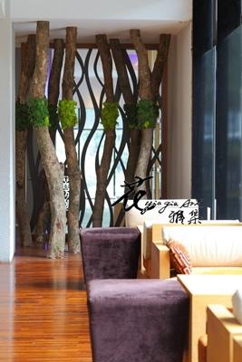 璞石麗緻HOTEL 水硯 coffee shop Art Deco 036
