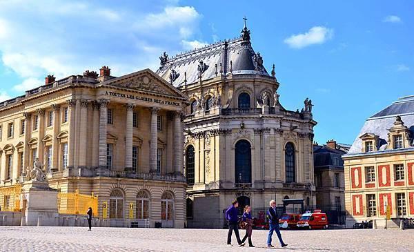 法國凡爾賽宮王室禮拜堂