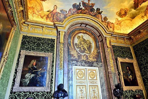 法國凡爾賽宮豐饒廳 (Salon de l