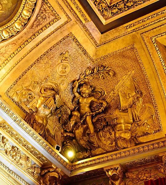 法國 凡爾賽宮 黛安娜廳 戰神廳
