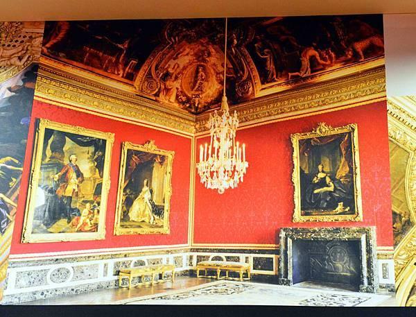 法國 凡爾賽宮 阿波羅廳 、墨丘利廳
