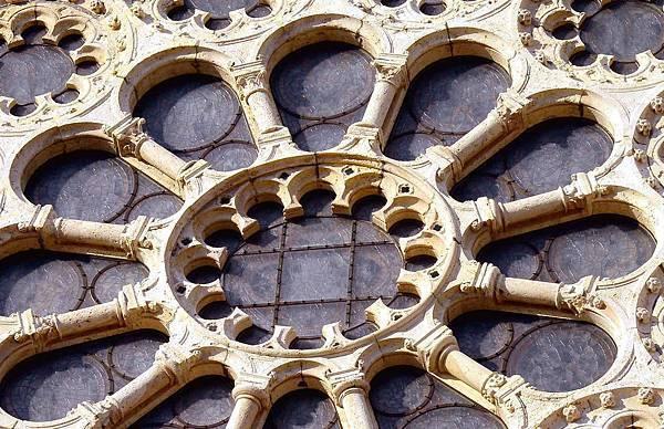 法國 沙特大教堂Cathedral of Chartres(一)