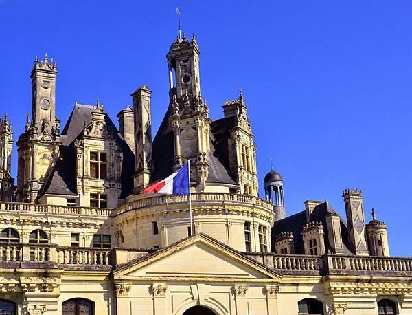 法國 香波堡 Chambord(外觀篇)