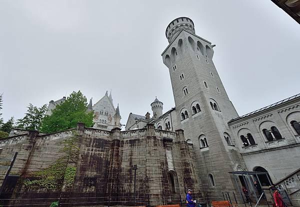"""羅曼蒂克大道上童話般的夢幻城堡""""新天鵝堡"""""""