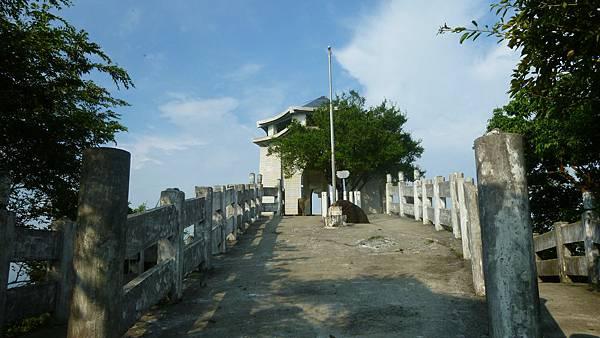 旗尾山10