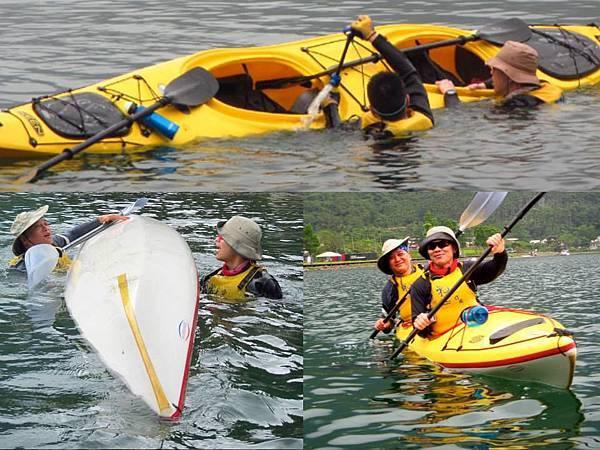 海洋獨木舟訓練2