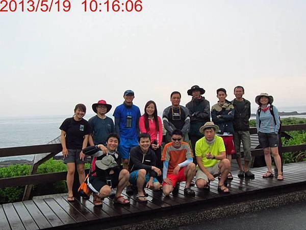 海洋獨木舟訓練6