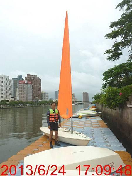 雷射帆船2