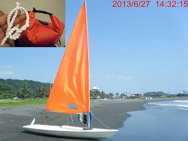 雷射帆船7