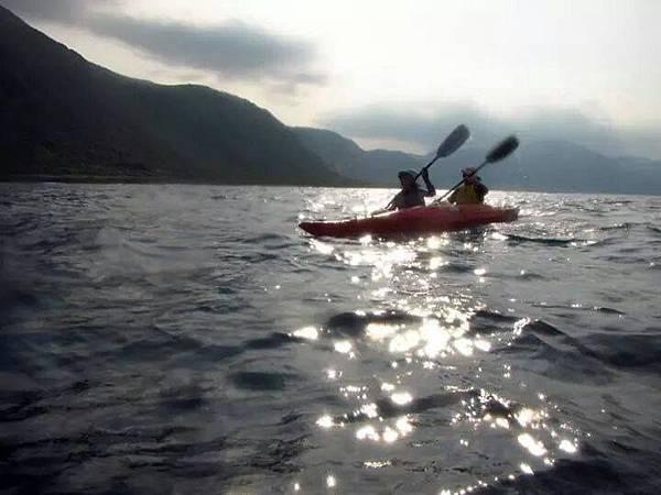 蘭嶼海洋獨木舟2