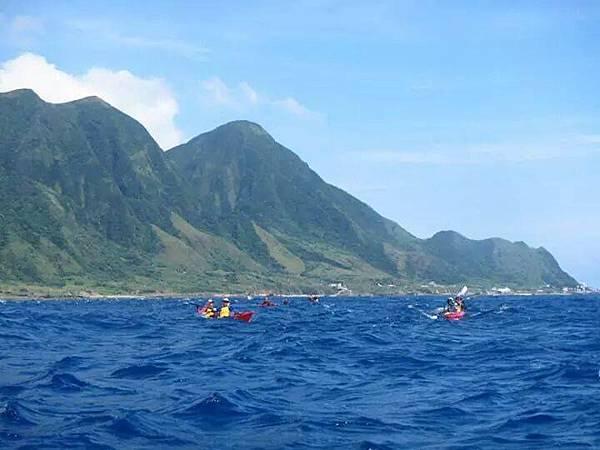 蘭嶼海洋獨木舟3
